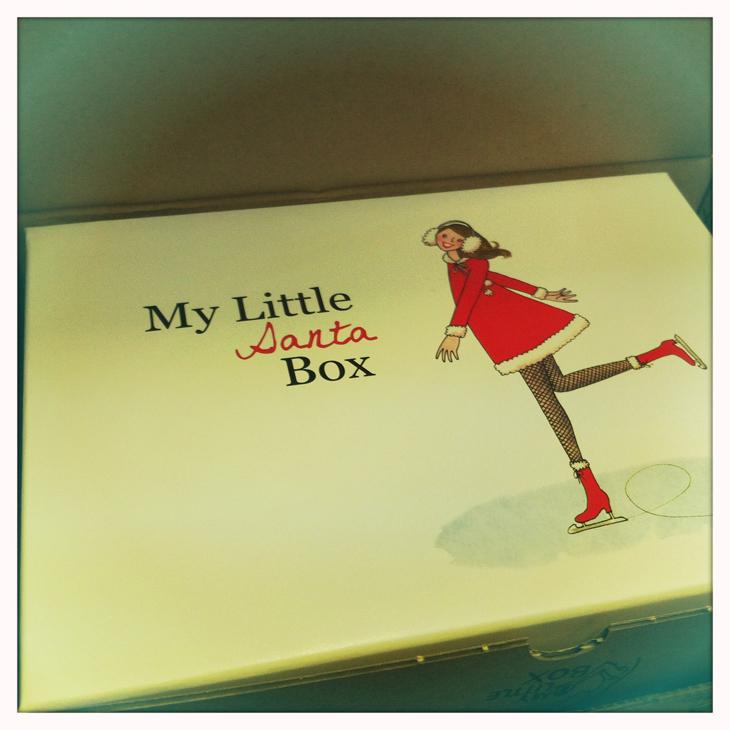 My Liitle Santa Box