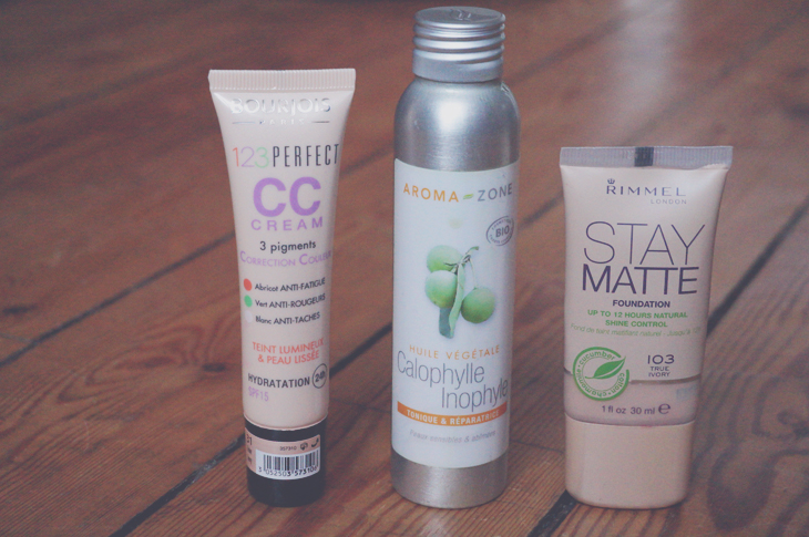 4_cc_cream_bourjois_fond_teint_stay_matte_rimmel_huile_vegetale_calophylle_inophyle_aromazone