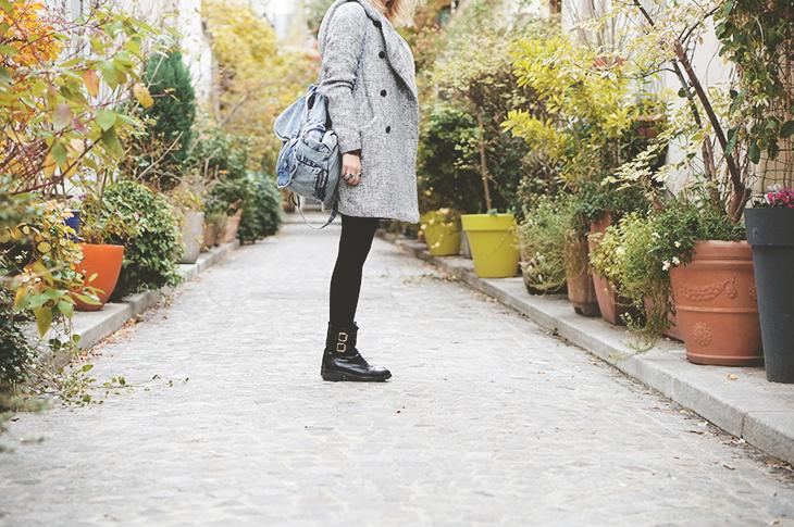 1_look_blog_mode_manteau_vero_moda_sojeans_short_levis_501_sac_dos_petitsesame_boots_motardes_jonak