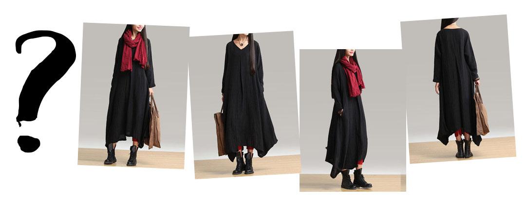 robe_noire_sheinside_look_blog_mode