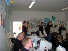 LAN Party 2005 - 5