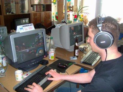 LAN Party 2005 - 3