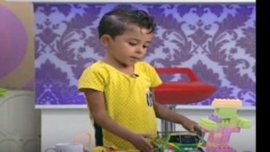 بالفيديو| مخترع عمره 5 سنوات يثير السخرية على مواقع التواصل
