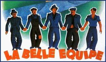 la belle equipe (logo tiré de l'affiche du film)