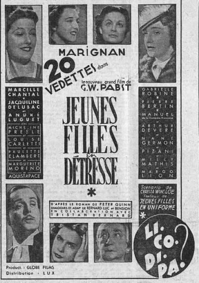 l'Intransigeant du 26 août 1939