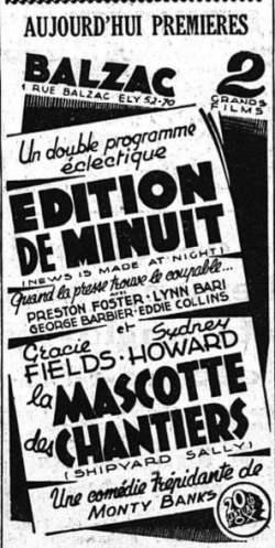 Le Figaro du 23 août 1939