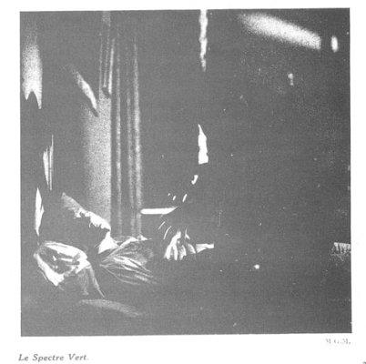 Le Spectre Vert de Jacques Feyder dans La Revue du Cinéma (1930)