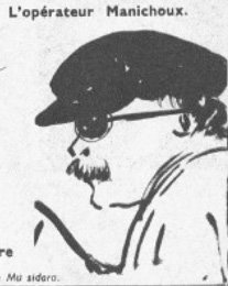 Manichoux par Musidora (Cinémagazine 1942)