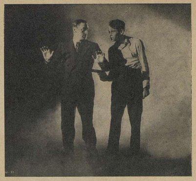 Une scène capitale du nouveau Fritz Lang « if You only live once  »