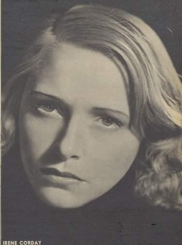 Irène Corday (Pour Vous 1940)