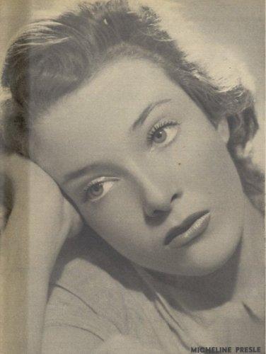 Micheline Presle (Pour Vous 1940)