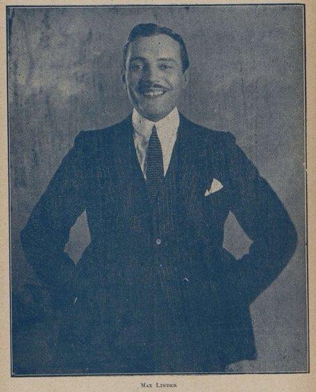 Max Linder dans Cinémagazine du 28 novembre 1924