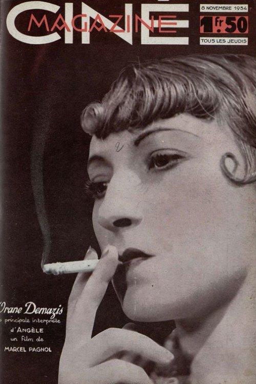 Cinémagazine de novembre 1934