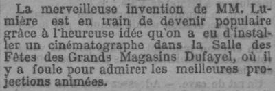 Le 19° Siecle du 05 mai 1896