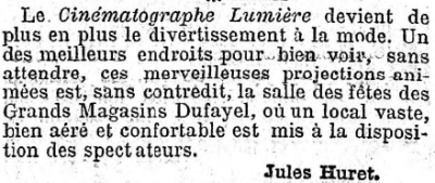 Le Figaro du 07 juin 1896