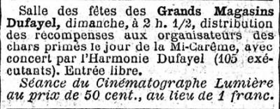 Le Matin du 25 avril 1896