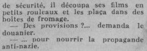 Marianne du 22 novembre 1939