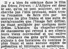 Le Populaire du 30 décembre 1932