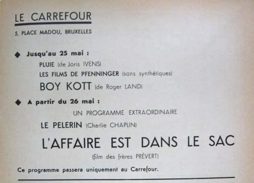 Documents 33 (Juin 1933)