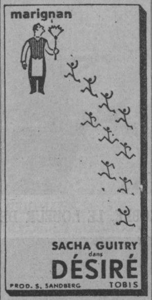 Paris-Soir du 10 décembre 1937