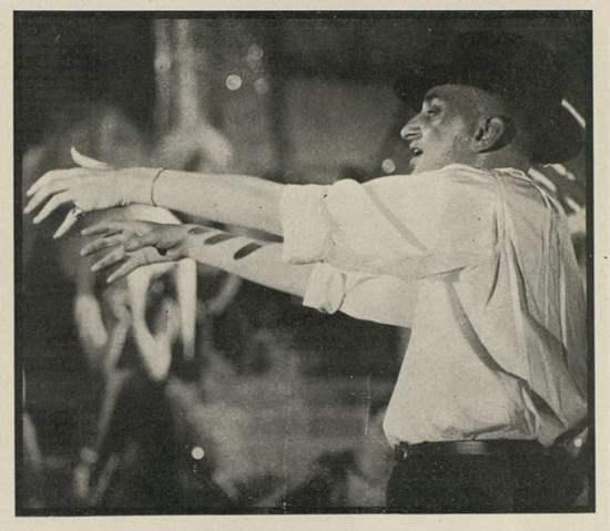 E.-A. Dupont - Cinégraphie du 15 octobre 1927