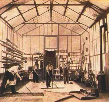Le Studio Méliès à Montreuil (D.R.)