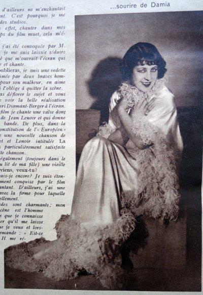 Cinémonde du 16 Octobre 1930