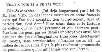 la Revue Hebdomadaire du 22 avril 1933