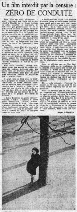 Le Populaire du 22 mars 1935