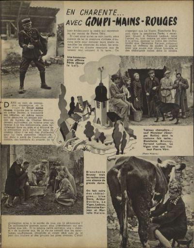 Ciné-Mondial du 27 Novembre 1942
