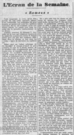 L'Action Française du 29 mars 1935