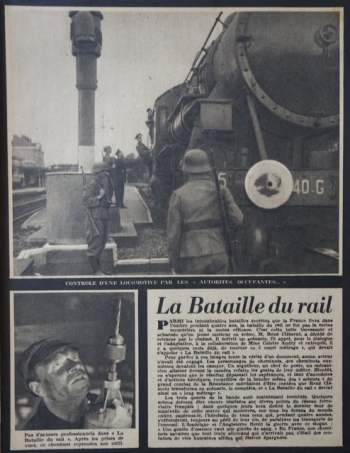 l'Ecran Français du 15 Août 1945