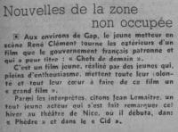 Comoedia du 04 octobre 1941