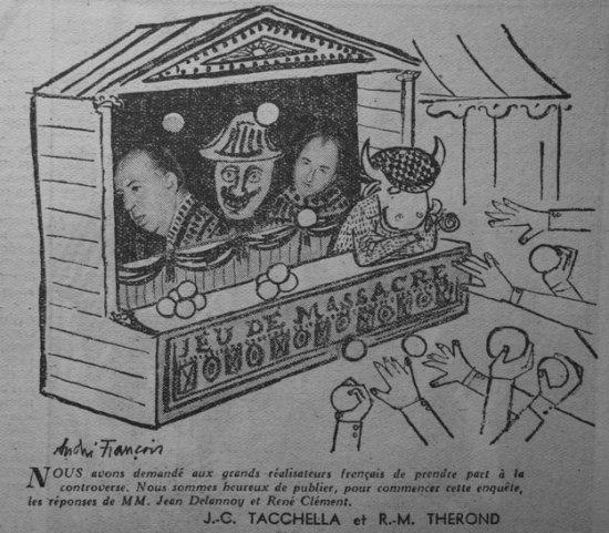 L'Ecran Français du 22 mars 1949