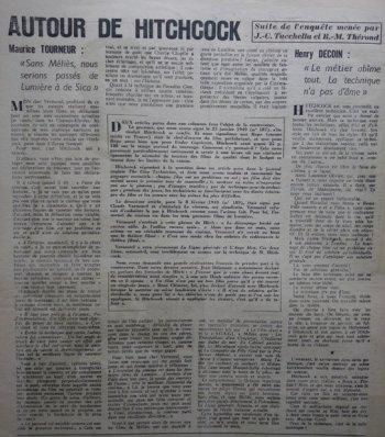 L'Ecran Français du 29 mars 1949