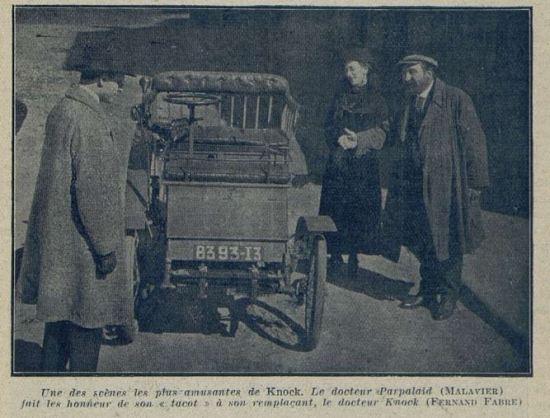 Cinémagazine du 16 avril 1926