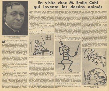 Pour Vous du 24 Août 1933