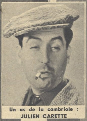 paru dans Pour Vous du 31 mai 1939