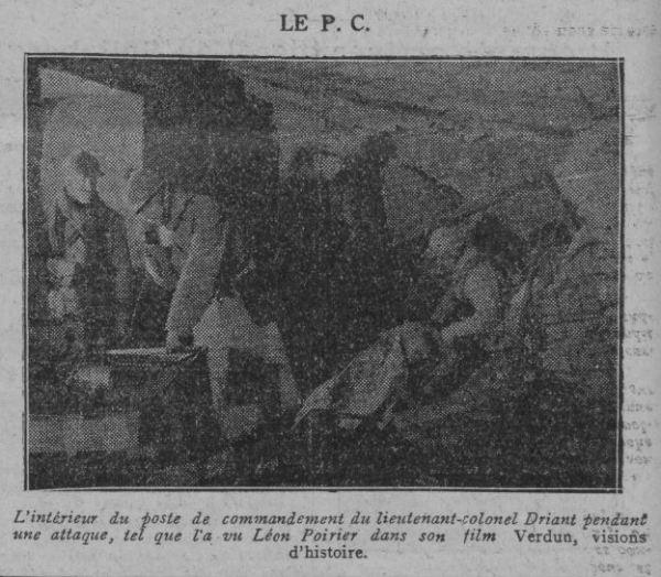 paru dans Comoedia du 17 juin 1928