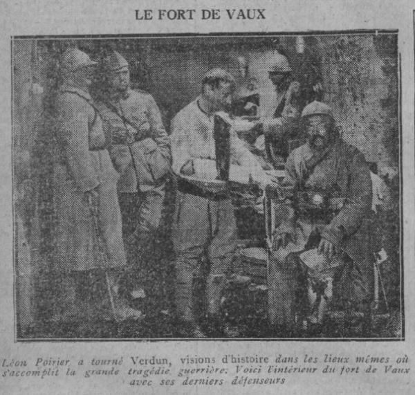paru dans Comoedia du 23 septembre 1928