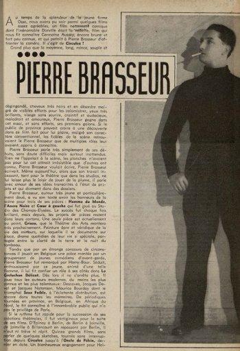 paru dans Cinémagazine du 26 Avril 1934