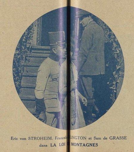 paru dans Ciné pour tous du 5 Mai 1922