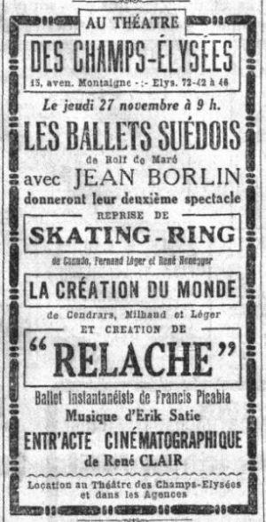 paru dans Le Petit Parisien du 24 novembre 1924