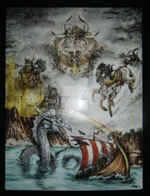 La Mythologie – Le choc des cultures