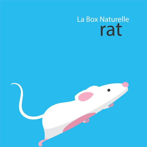 La Box Naturelle pour rat