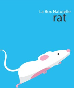 La Box Naturelle pour rat