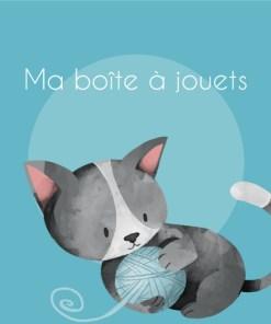 """La Box Naturelle """"récré"""" pour chat"""