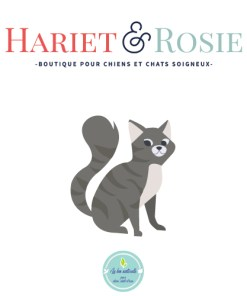 La Box Naturelle Collector pour chat - Hariet&Rosie