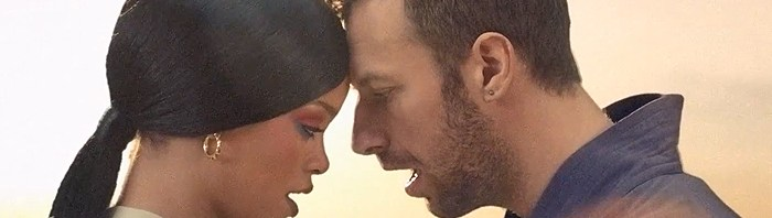 Chris Martin / Rihanna
