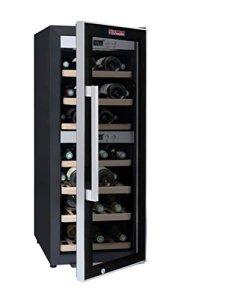 La Sommelière ECS40.2Z – refroidisseurs à vin (Autonome, Noir, 3 – 22 °C, 3 – 22 °C, ST, A)